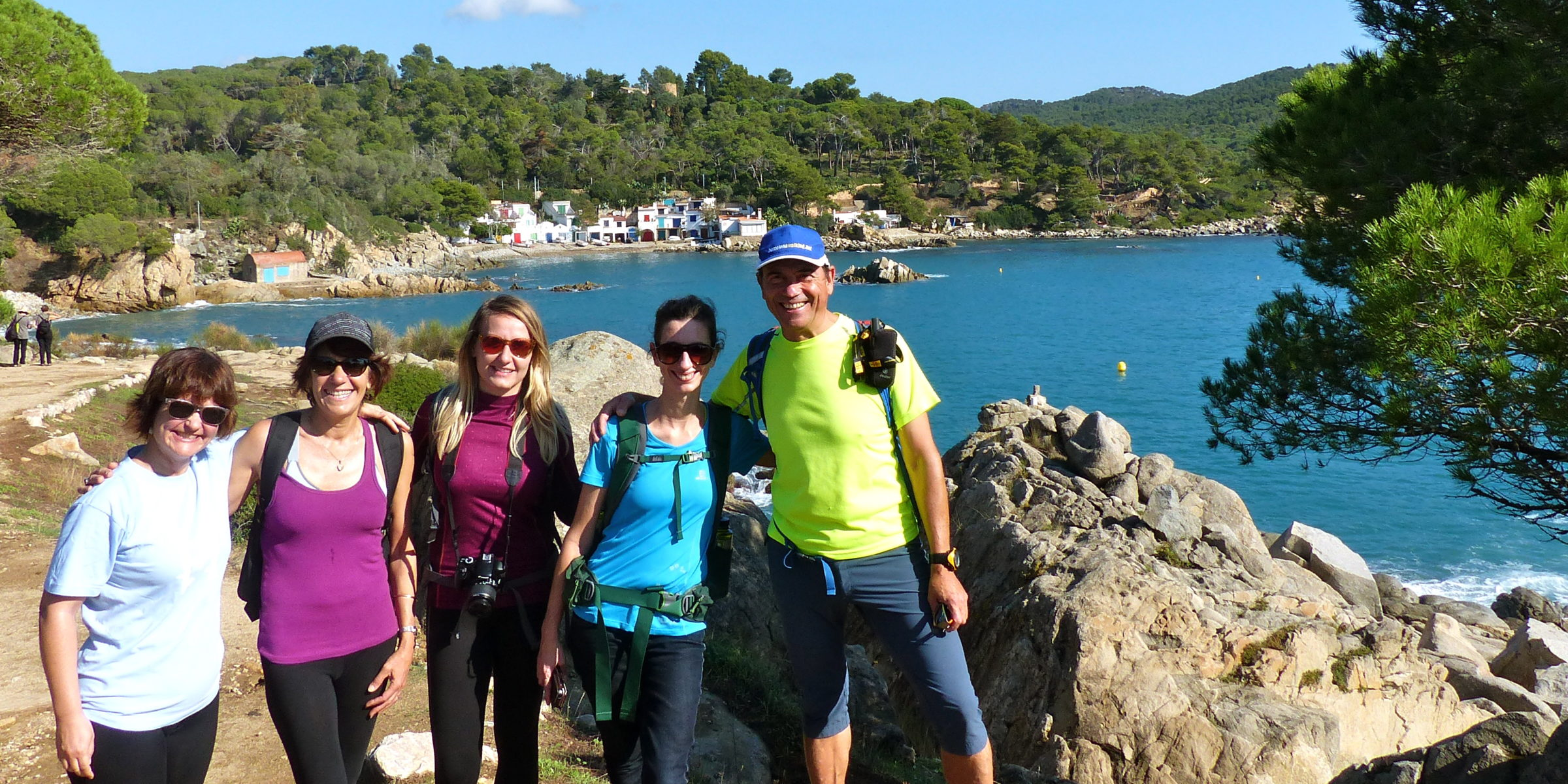 next BarcelonaWalking hikes